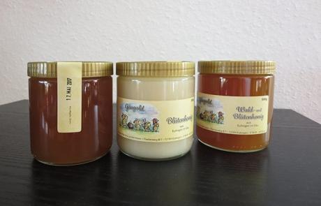 Honigglaeser-3
