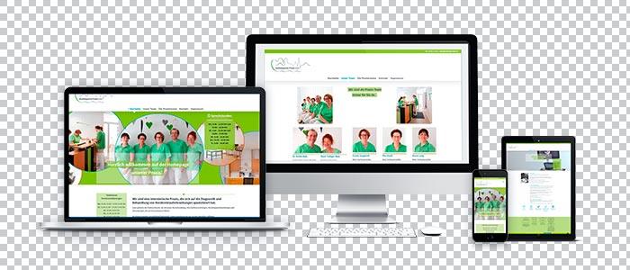 Webdesign Mediographics Horb