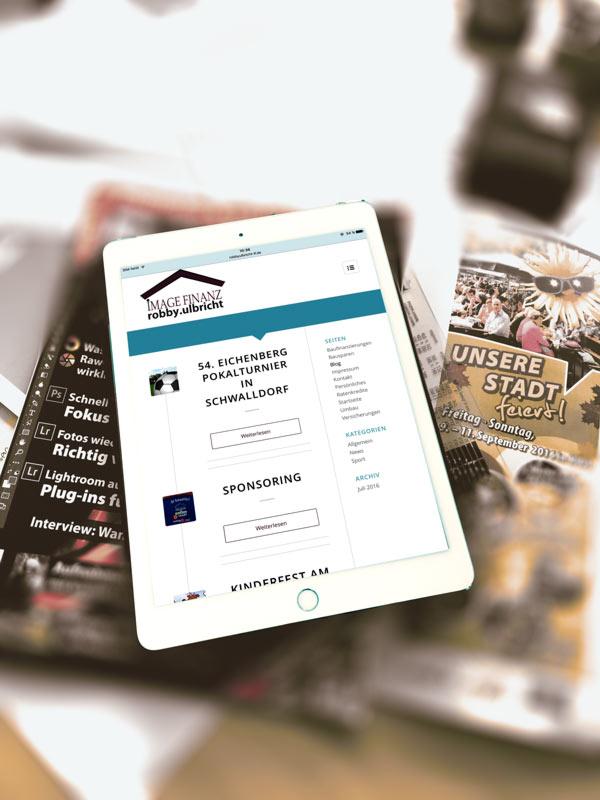 Website Imagefinanz Robby Ulbricht