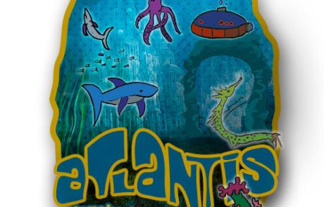 Titelzeichnung STARA 202 Atlantis